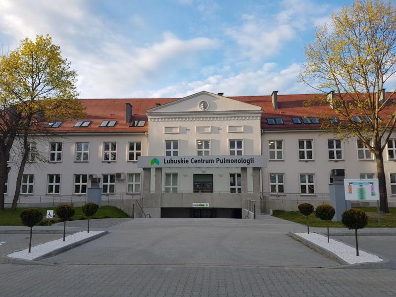 Lubuski Szpital Specjalistyczny Pulmonologiczno-