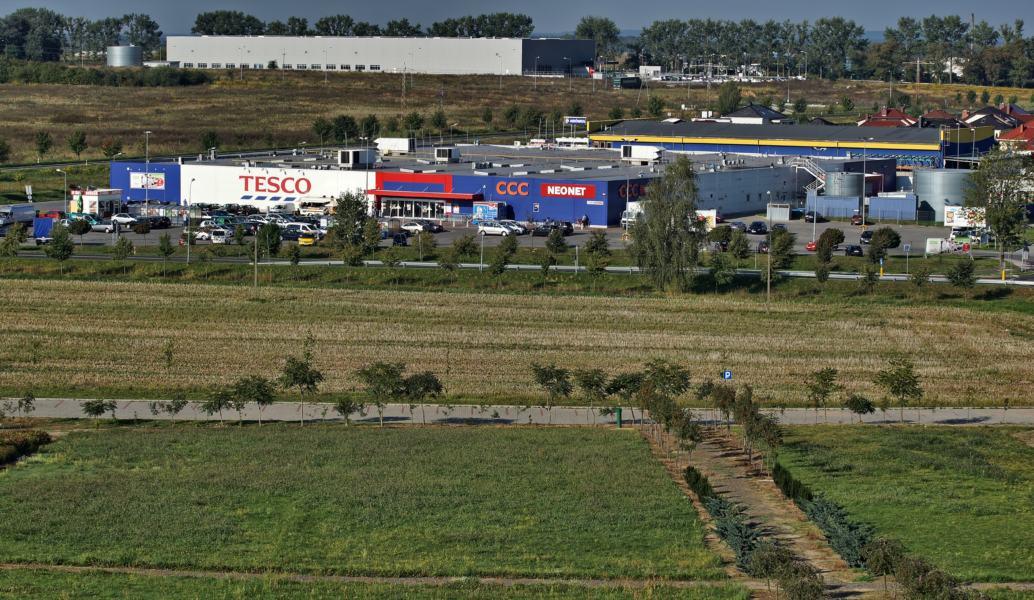 Sieć sklepów Tesco