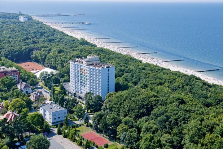 Uzdrowisko Kołobrzeg S.A. Perła Bałtyku