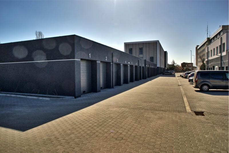 Komenda Wojewódzka Policji budynki warsztatowo – garażowe, Gorzów Wlkp.